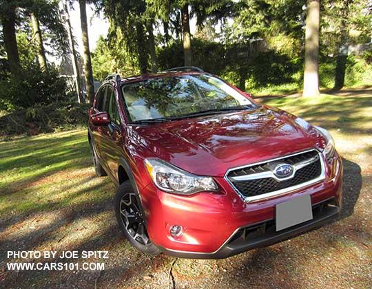 2015 Subaru XV Crosstrek Exterior Photo Page #1, 2015 models