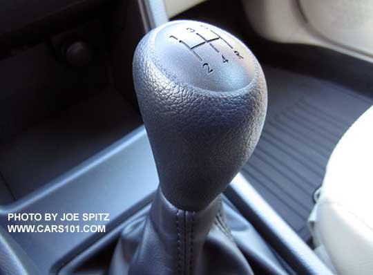 subaru xv crosstrek manual transmission