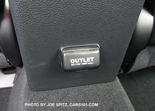 Subaru 2015 Xv Crosstrek Options And Upgrades Photo Page 4